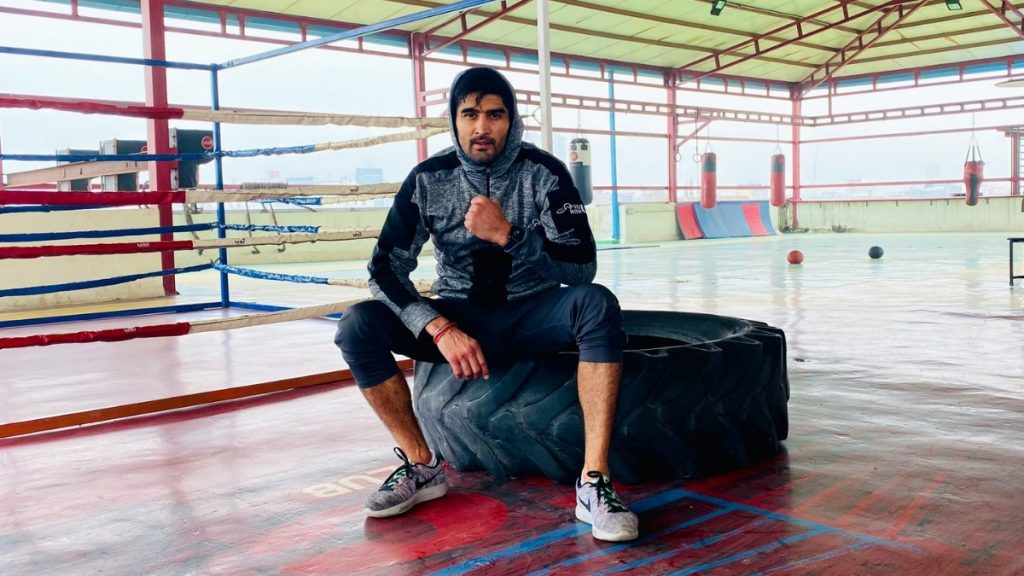 Vijender Singh returns to ring this March with the aim of winning streak - India Press Release