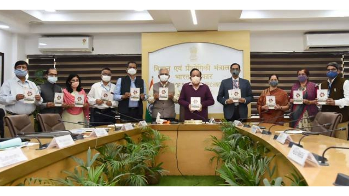 """Dr. Harsh Vardhan launches """"CSIR Floriculture Mission"""""""