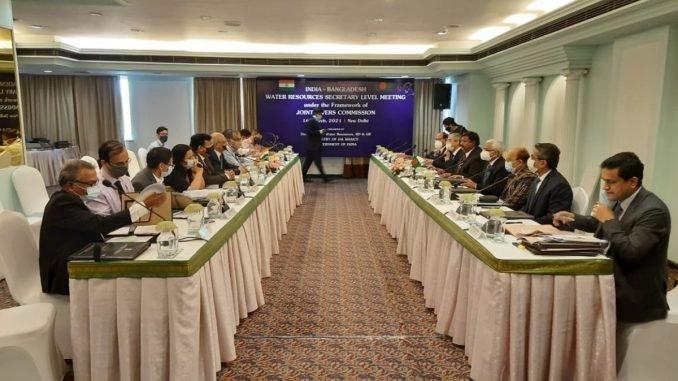 India-Bangladesh Water Resources Secretary Level Meeting