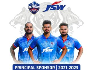 Delhi Capitals announce JSW Group as the principal sponsor - India Press release