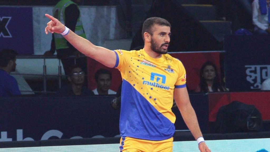 Kabaddi player Ajay Thakur Fulfilled his fathers dream to represent India- India Press Release