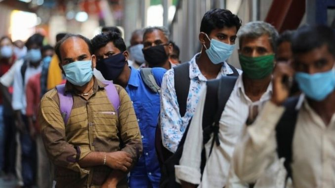 Madurai to impose Rs 200 fine on those not wearing masks - India Press Release