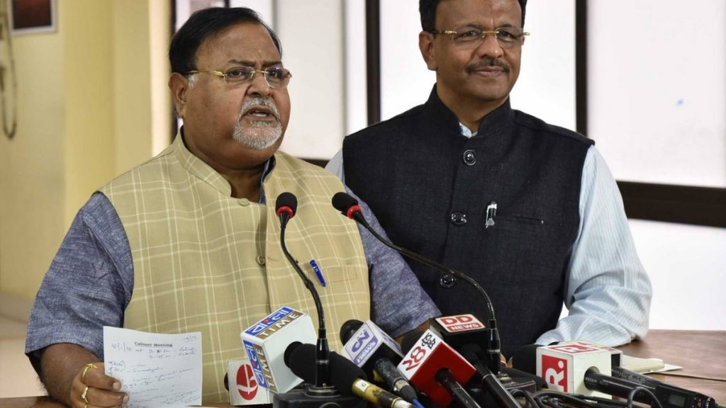 Partha Chatterjee says TMC leaders to meet Election Commission over attack on Mamata- India Press Releas