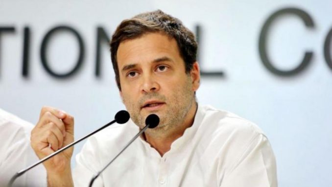 Rahul Gandhi says India is no longer a democratic country- India Press Release