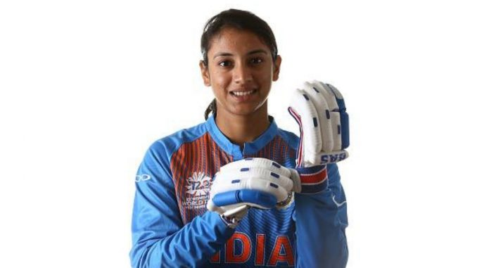 Smriti Mandhana first to hit 10 consecutive 50-plus scores in ODI chases- India Press Release