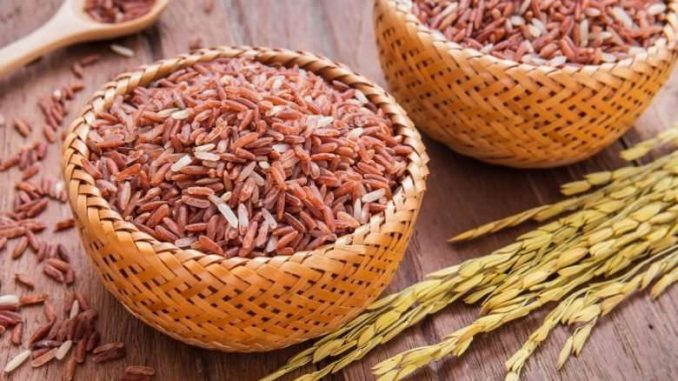 Assam's Red Rice consignment flagged off to the United States
