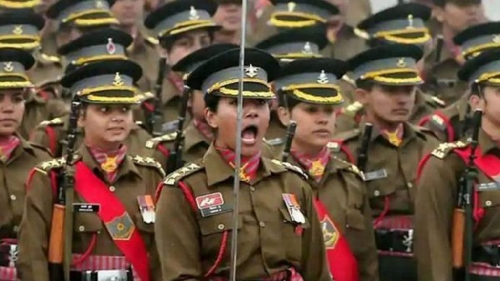 Women officers in the Indian army is the source of inspiration to many