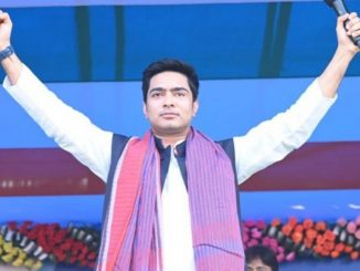 Abhishek Banerjee says, BJP can't threaten me by sending ED, CBI