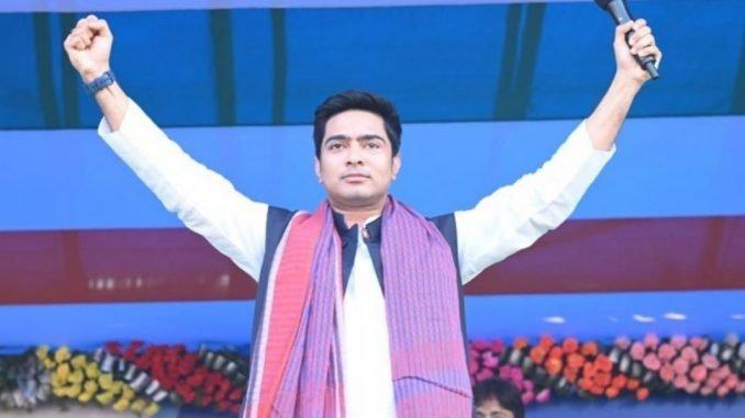 Abhishek Banerjee says, BJP can't threaten me by sending ED, CBI