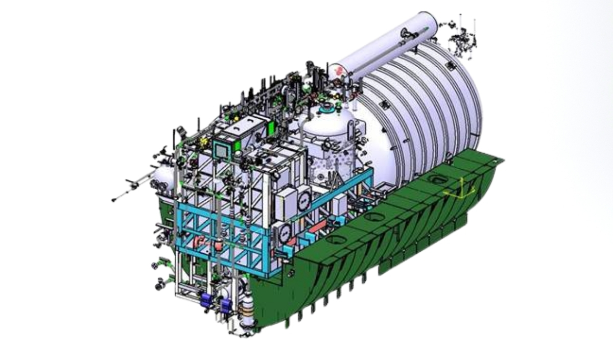 Fuel Cell based Air Independent Propulsion (AIP) System Crosses Important Milestone of User Specific Tests