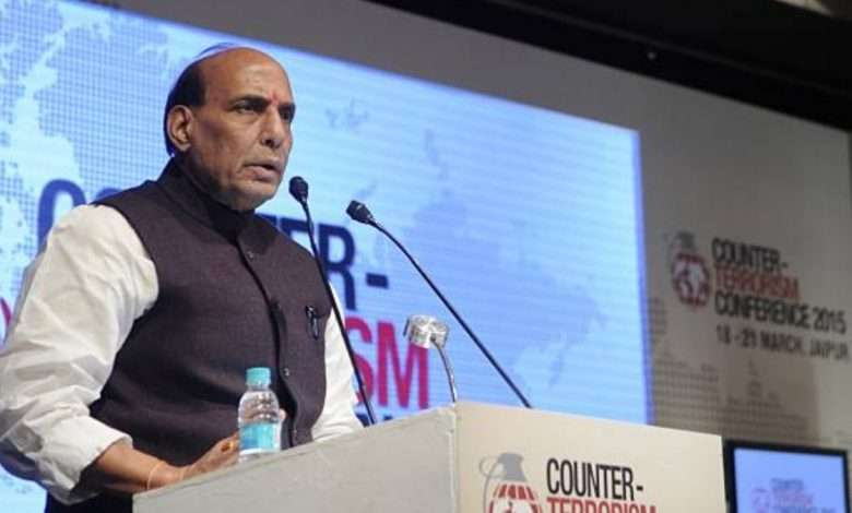 Rajnath Singh is sure about forming a government in West Bengal