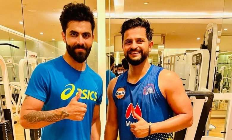 Jadeja and Raina urge people to follow COVID-19 guidelines and stay safe