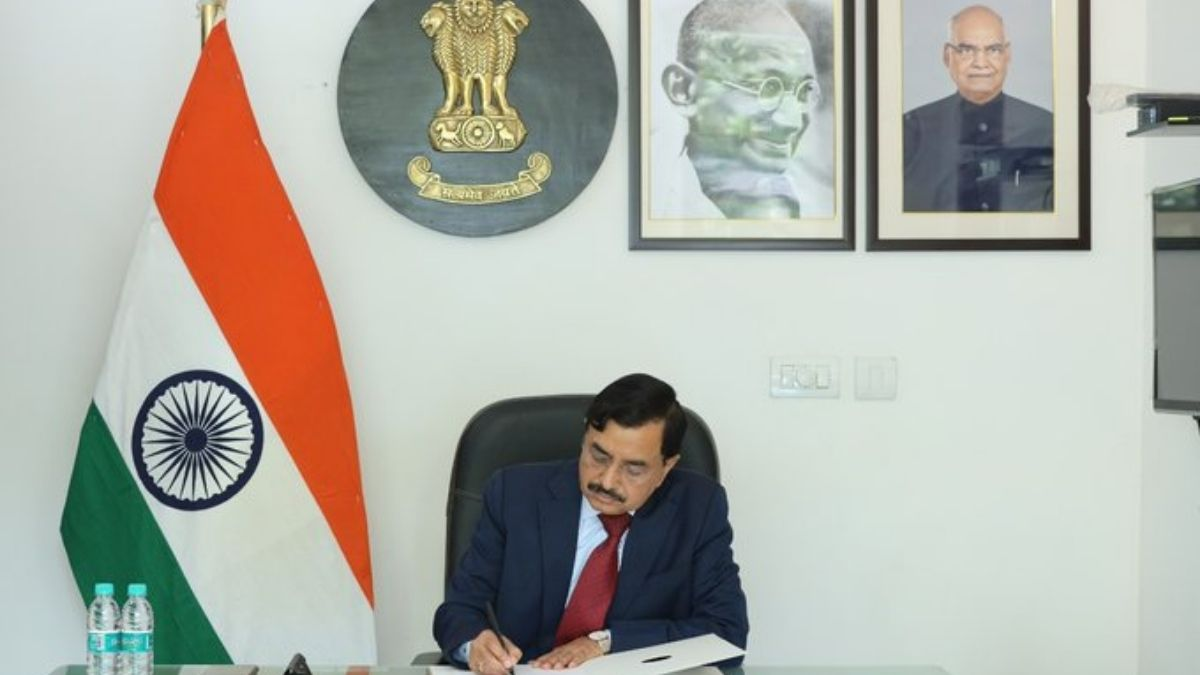 Sushil Chandra takes charge as 24th Chief Election Commissioner