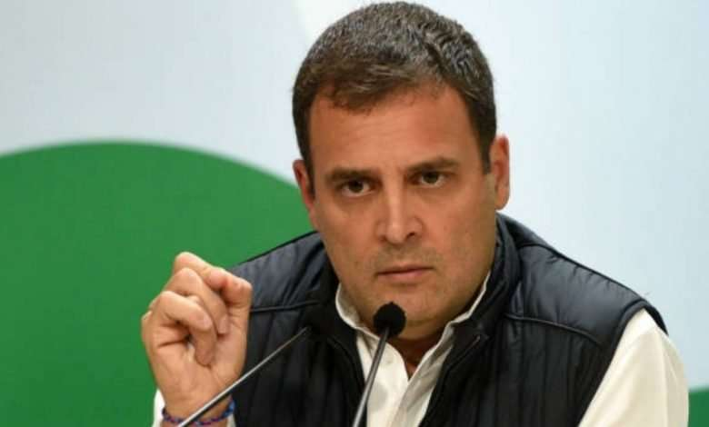 Crisis in India is not just corona, but anti-people policies of Centre: Rahul Gandhi
