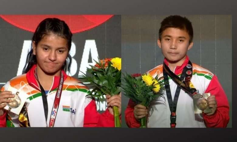 Gitika, Chanu bag gold for India in AIBA Youth World Championships