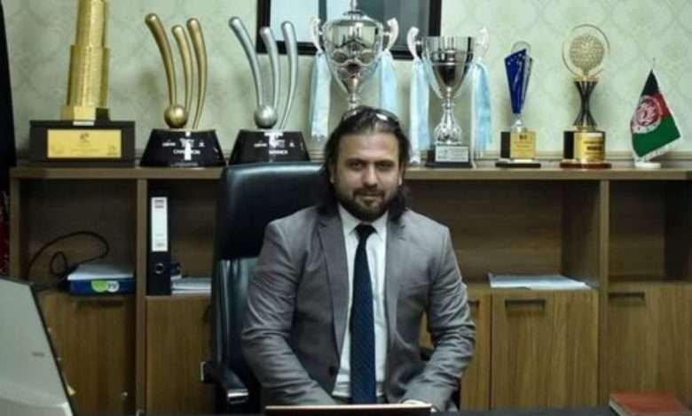 Hamid Shinwari appointed new CEO of Afghanistan Cricket Board
