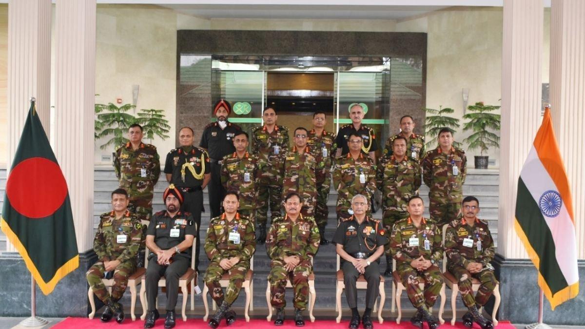 General MM Naravane, COAS proceeds on a visit to Bangladesh