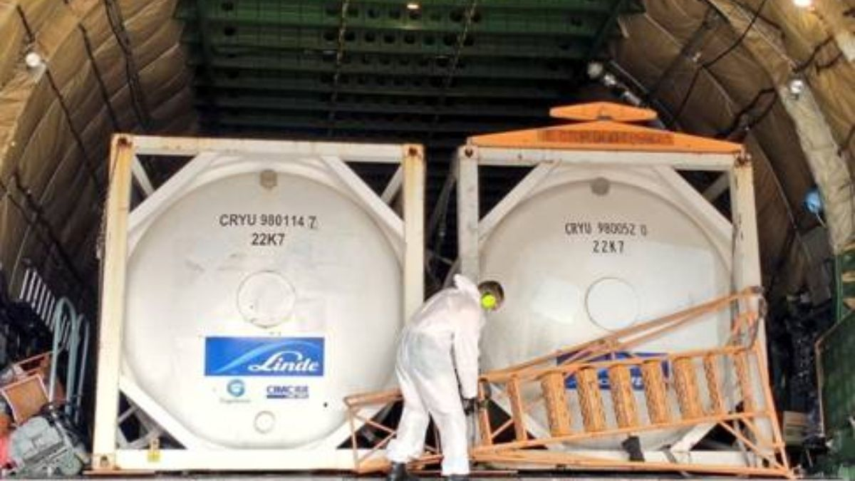 Transporting Hope: Delivery of medical cargo continues uninterrupted from Kolkata Airport