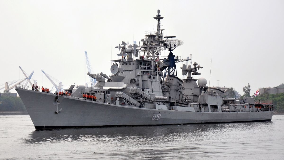 INS Rajput to be Decommissioned on 21 May 21