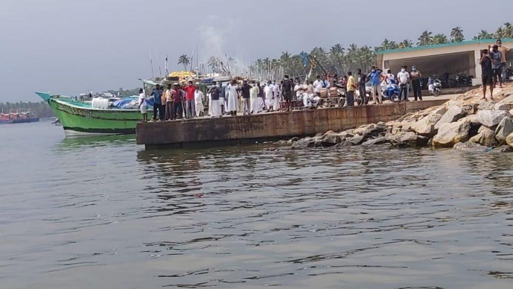 Indian Coast Guard rescues missing Tamil Nadu fishing boat 'Mercedes'
