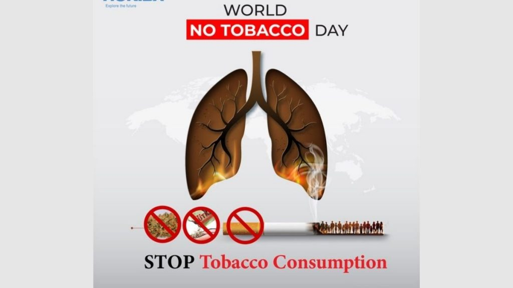 Dr. Harsh Vardhan leads pledge to keep away from Tobacco on 'World No Tobacco Day' 2021