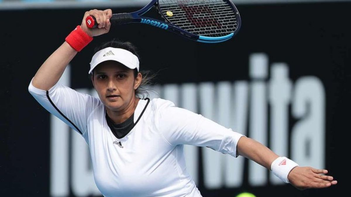 Sania Mirza opens up on her battle with depression after the 2008 Olympics