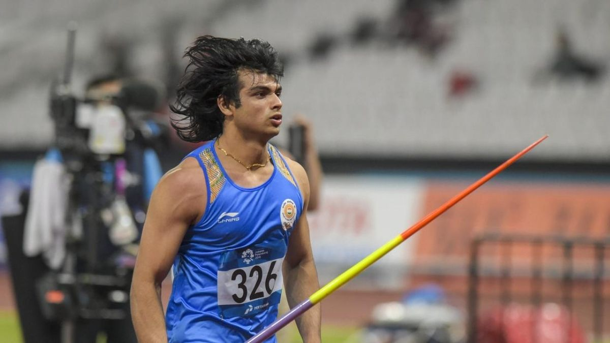 I stay positive and motivated when training goes well says javelin thrower and recipient under TOPS scheme Neeraj Chopra