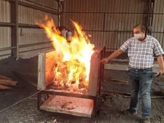 IIT develops portable tech-traditional eco-friendly mobile cremation system