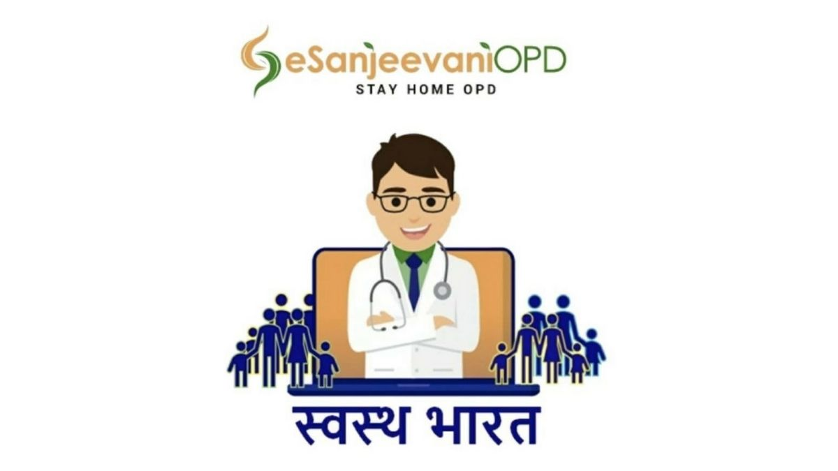 Launch of Defence National OPD on the e-Sanjeevani portal
