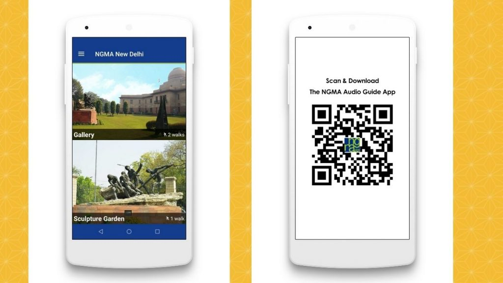 National Gallery of Modern Art launches Audio-Visual Guide App on the occasion of International Museum Day