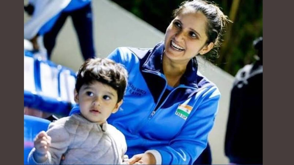 Sports Ministry approaches UK Government to allow Sania Mirza's 2-year-son to accompany her during UK tour