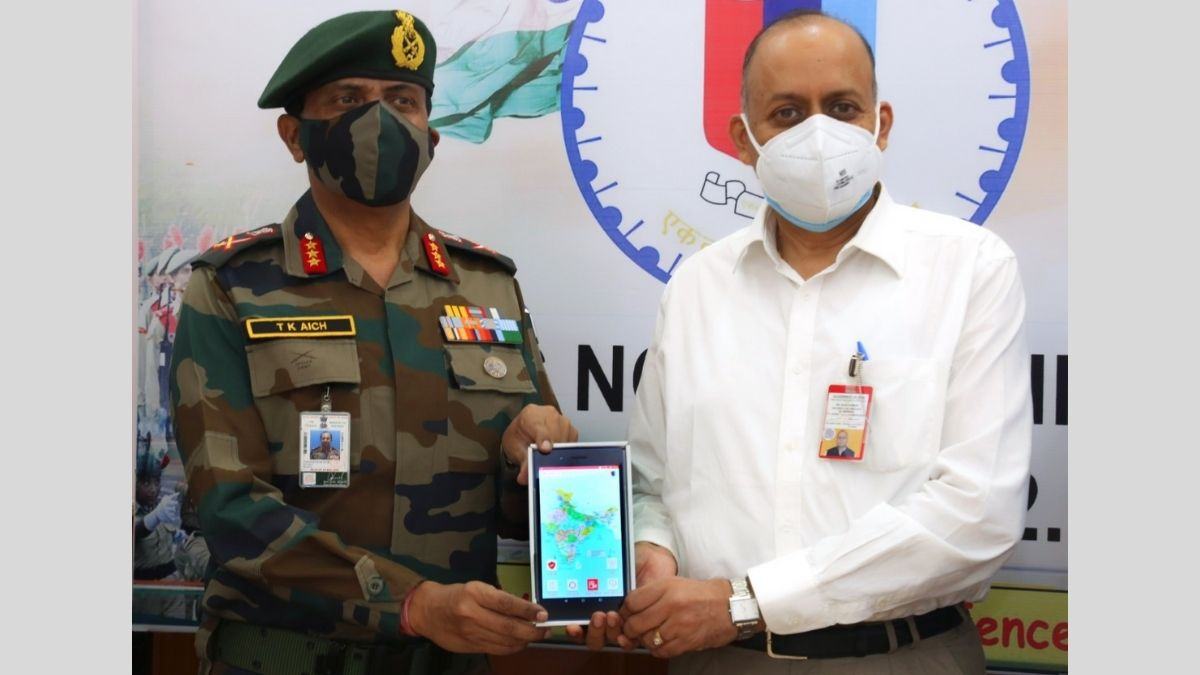 Defence Secretary launches DG National Cadet Corps Mobile Training App 2.0