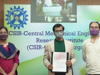 Transfer of CSIR-CMERI technologies to three MSMEs