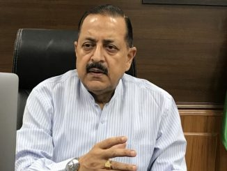 Union Minister Dr. Jitendra Singh says, Department of Atomic Energy supplementing the Country's COVID infrastructure to fight the pandemic