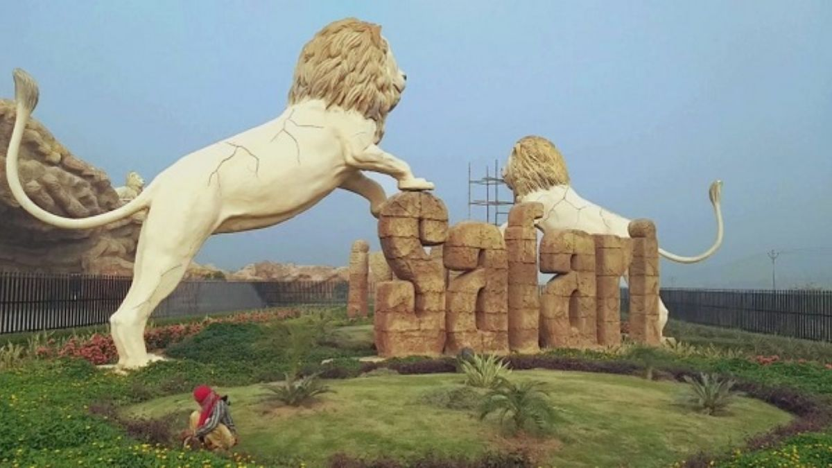 Etawah Safari Park in two lioness test positive for COVID-19 at UP's