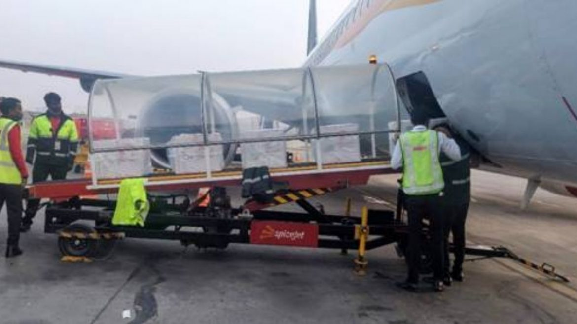 Pune Airport transports over 10 crore doses of vaccines across the country since January 2021