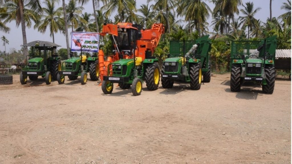 Empowering farmers through Sub-Mission on Agricultural Mechanization (SMAM)