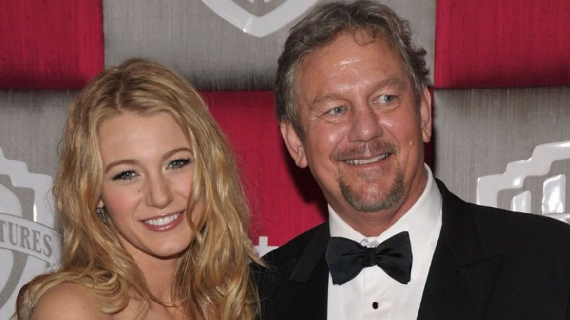 Blake Lively's father Ernie Lively dies at 74