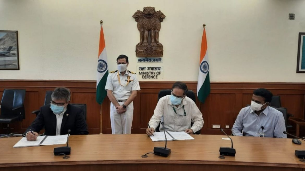 MoD signs contract to procure 11 Airport Surveillance Radars for Indian Navy and Indian Coast Guard