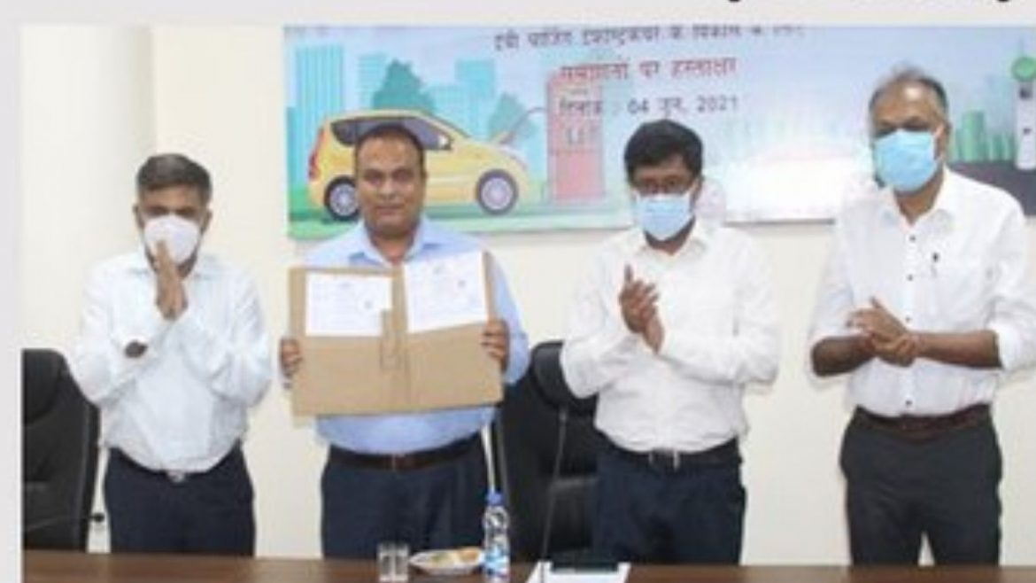 NHPC Limited signs E-Mobility Agreements with Convergence Energy Services Limited