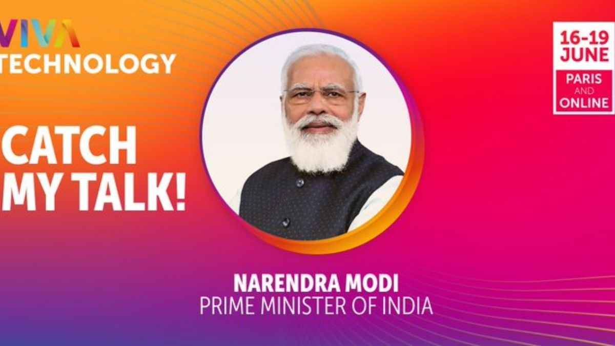 PM to deliver Keynote address at the 5th edition of VivaTech on 16th June