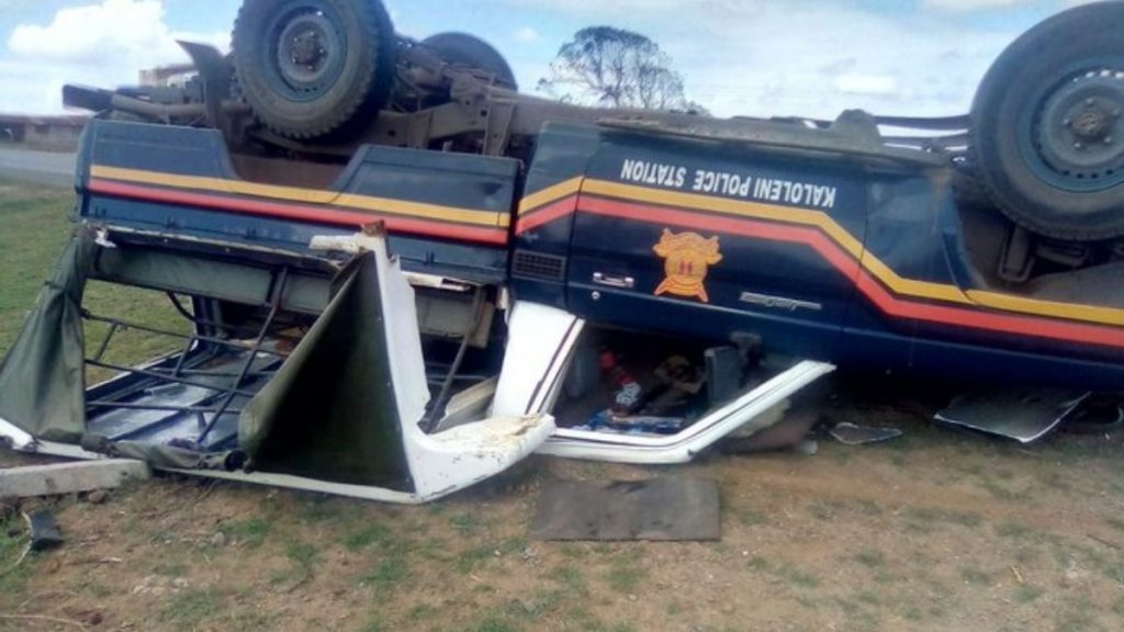 Government Sets target of Reducing Road Accident Deaths by 50% by the Year 2024