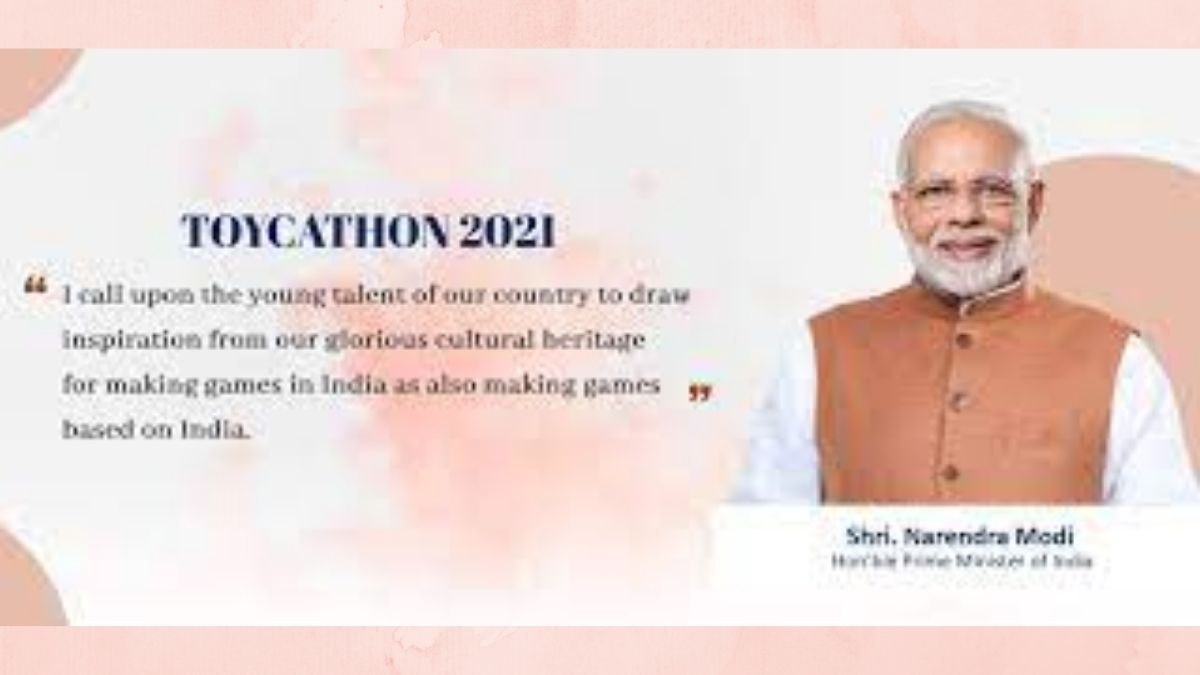 PM to interact with participants of Toycathon-2021 on 24th June