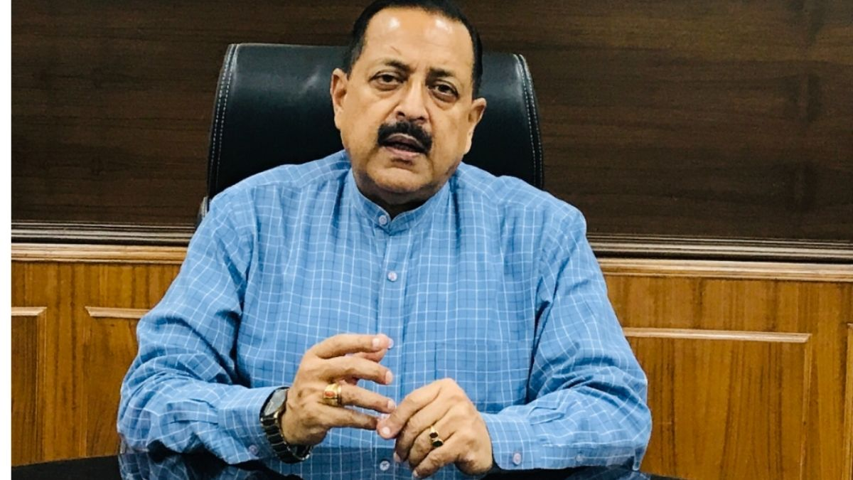 Union Minister Dr. Jitendra Singh says North-Eastern Region would lead India's growth story in the post-Covid-19 world