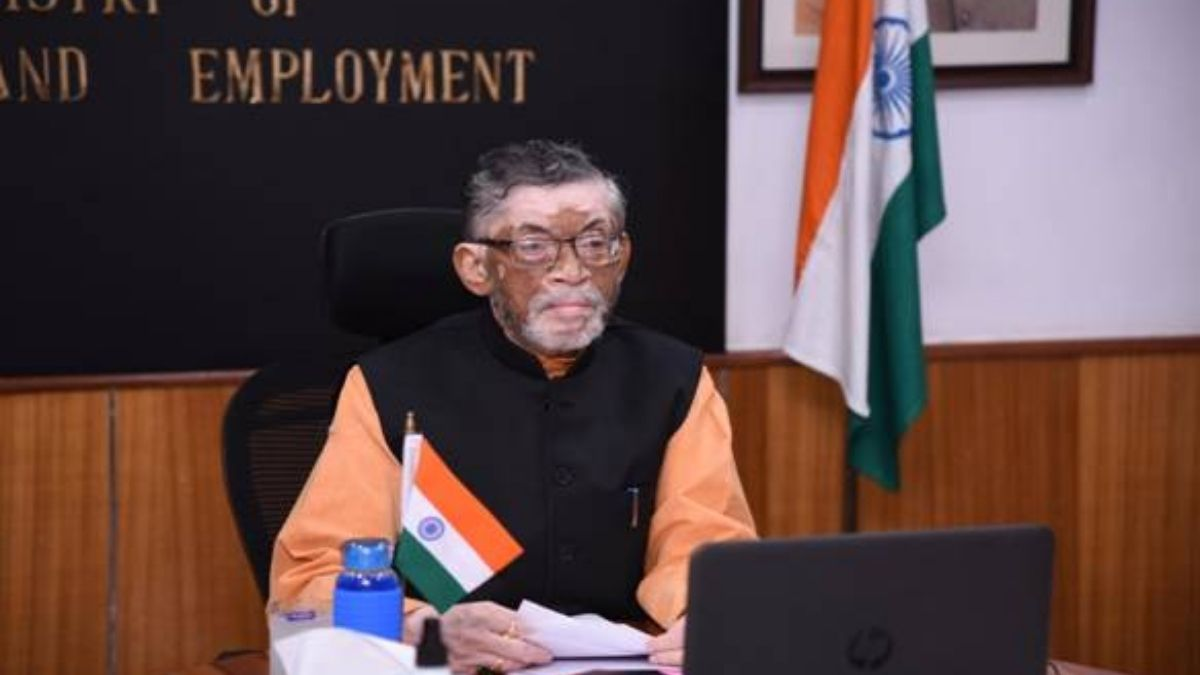 Labour Minister Shri Santosh Gangwar says India is making collective efforts to reduce gender gaps in labor force participation