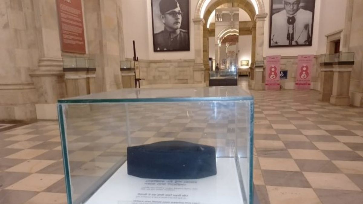 Clarification of Culture Ministry in connection with artifacts of Netaji Subhas Chandra Bose
