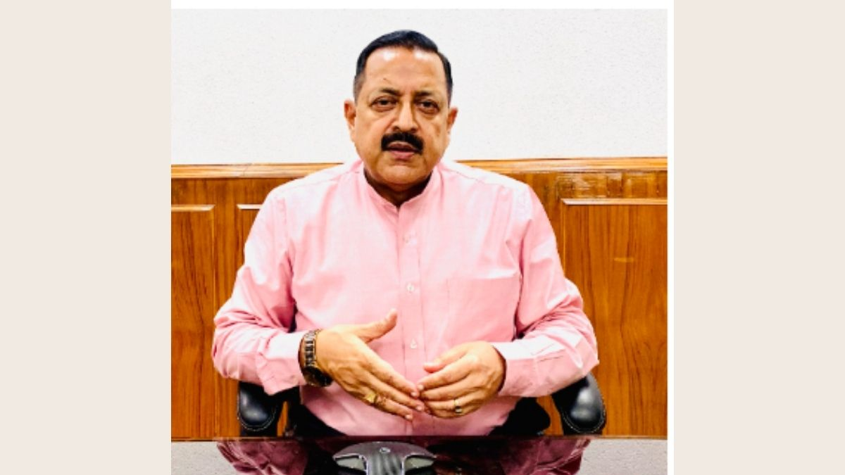 Union Minister Dr. Jitendra Singh says, COVID has strengthened the Public-Private Partnership model in India's healthcare system with a win-win situation for both