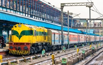 Railways load the highest ever freight of 114.8 MT for the month of May