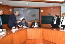 State Bank of India (SBI) and National Investment and Infrastructure Fund (NIIF)join hands to provide a greater thrust to infrastructure financing