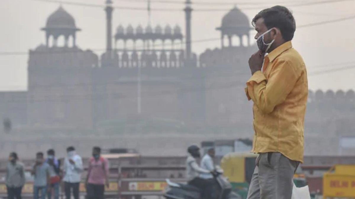 The air quality over Delhi-NCT likely to remain in the Poor category today